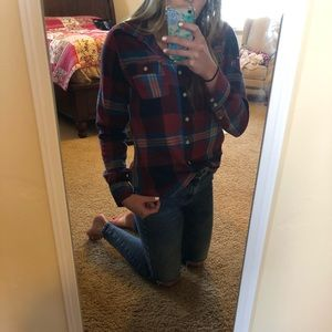 Tops - Flannel